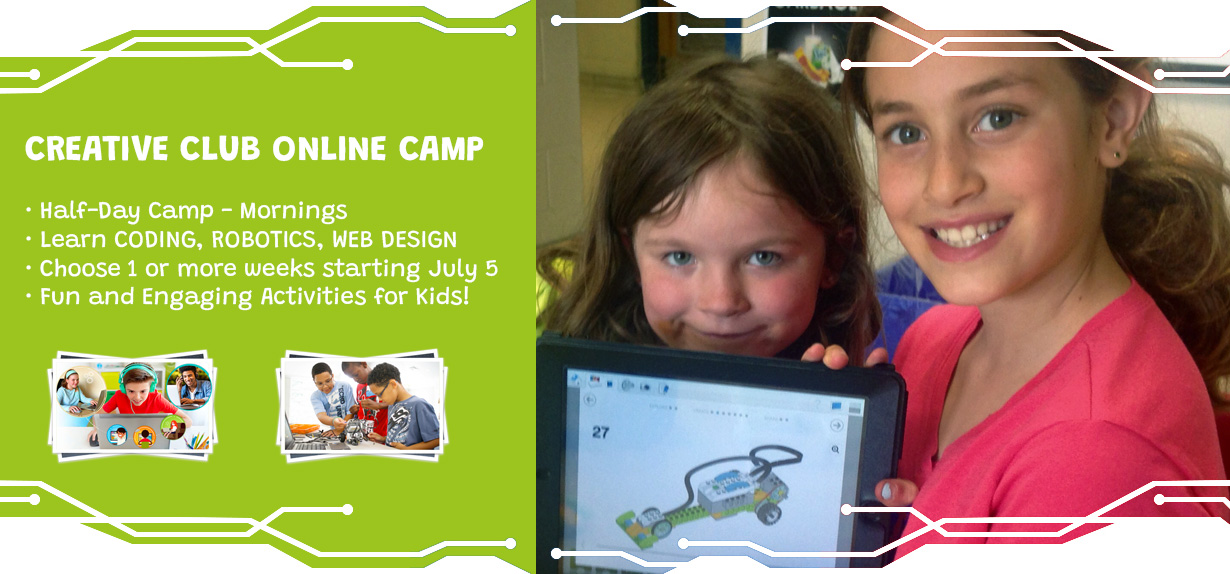 Online Summer Kids Camps